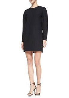 Colleen Long-Sleeve Scuba Dress   Colleen Long-Sleeve Scuba Dress