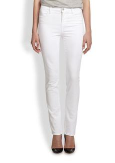 J Brand 2112 High-Rise Rail Jeans