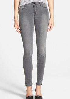 J Brand '620' Mid Rise Skinny Jeans (Nightbird)