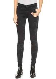 J Brand 620 Mid Rise Super Skinny Jeans