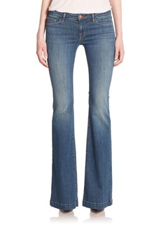 J Brand 807 Another Love Story Flared Jeans