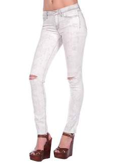 J Brand 811 Mid Rise Skinny in Hysteria