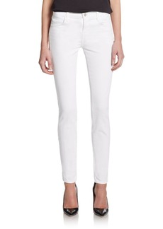 J Brand 811 Mid-Rise Super Skinny Jeans