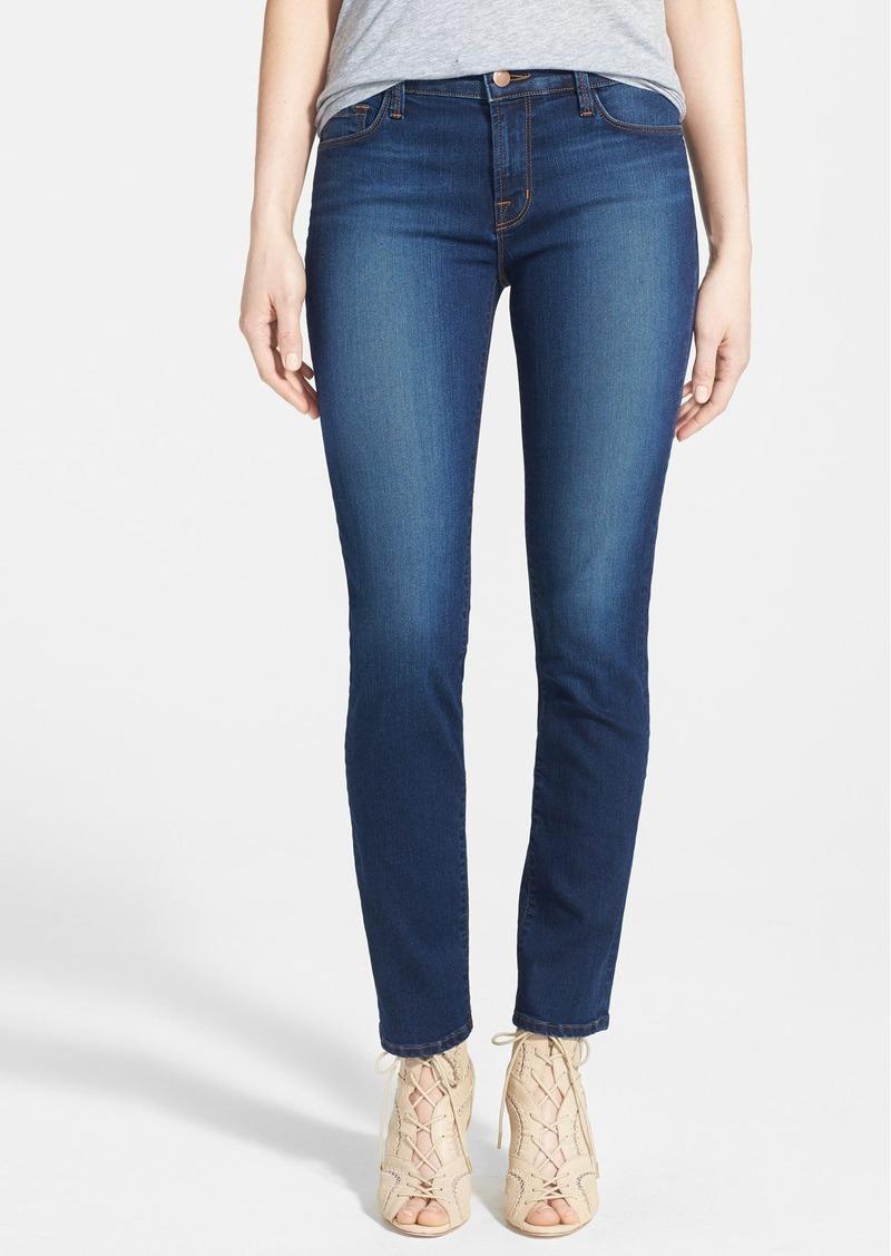 J Brand '811' Skinny Stretch Jeans (Saltwater)