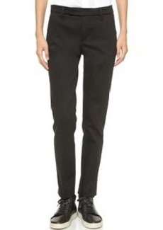 J Brand 82128 Luxe Twill Skinny Pants