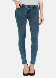 J Brand '910 Photo Ready Denim' Skinny Jeans (Viridian Rain)