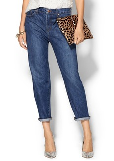 J Brand Ace Cropped Boyfriend Denim Jean