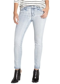 J Brand afterlife washed stretch mid-rise skinny jeans