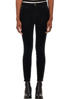 J Brand Alana Corduroy Trousers
