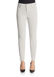 J Brand Alana Cropped Skinny Corduroy Pants