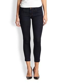 J Brand Anja Cropped Skinny Jeans