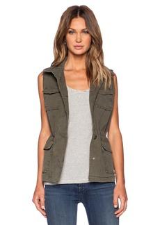 J Brand Arden Military Vest