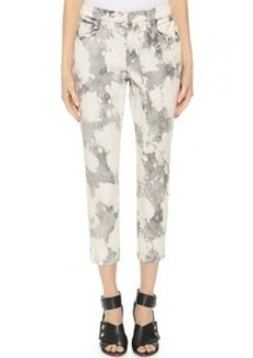 J Brand Aubry Relaxed Cropped Jeans