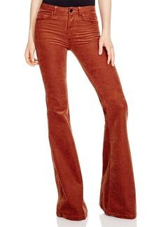 J Brand Bella Flare Corduroy Jeans - Bloomingdale's Exclusive