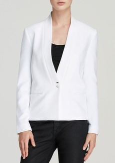 J Brand Blazer - Emily Stretch Suiting