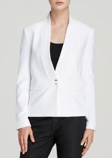 J Brand Blazer - Emily Stretch Suiting