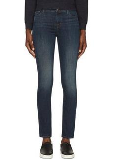 J Brand Blue Storm Skinny Jeans