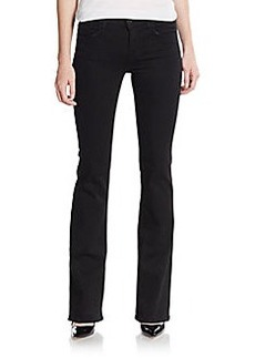 J Brand Bootcut Mid-Rise Jeans