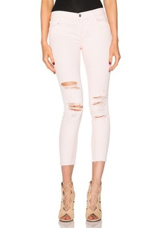 J Brand Breast Cancer Awareness Skinny Crop