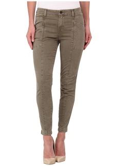 J Brand Byrnes Skinny Cargo Pants in Olive Drab