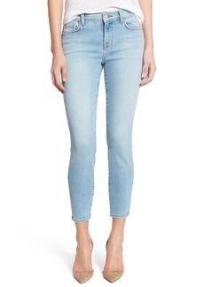 J Brand Capri Skinny Jeans (Beach Line)