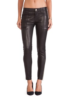 J Brand Cassidy Leather Jean