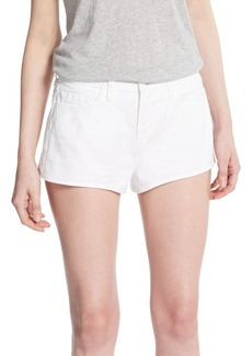 J Brand Celia High-Rise Denim Shorts