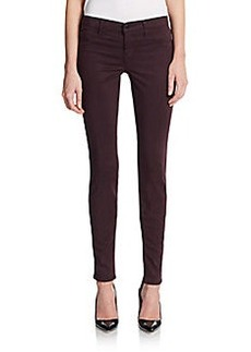 J Brand Colored Low-Rise Skinny Jeans