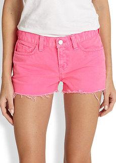 J Brand Cut-Off Denim Shorts