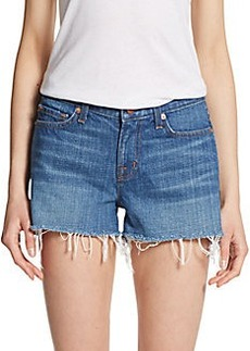 J Brand Cutoff Denim Shorts