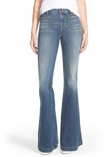 J Brand 'Demi' Flare Jeans (Ashbury)