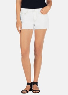 J Brand Denim Cutoff Shorts (White Light)