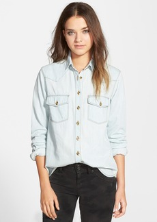 J Brand Denim Shirt (Nordstrom Exclusive)