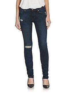 J Brand Distressed Rail Skinny Jeans