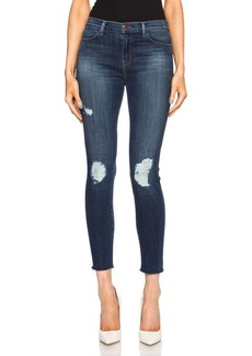 """J Brand <div class=""""product_name"""">Cropped Mid Rise Skinny</div>"""