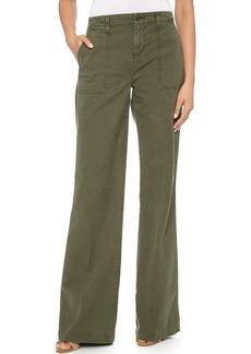 J Brand Drea Wide Leg Utility Pants