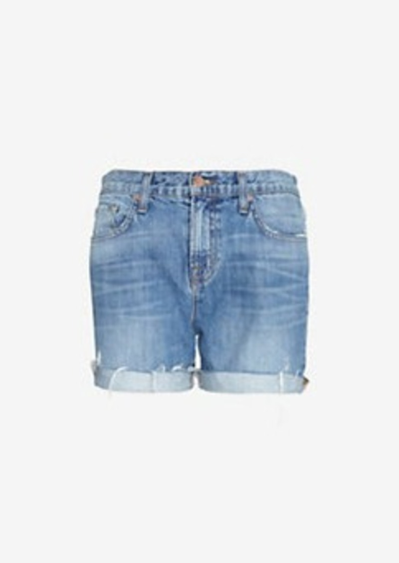 J Brand Drew Relaxed Cut Off Short
