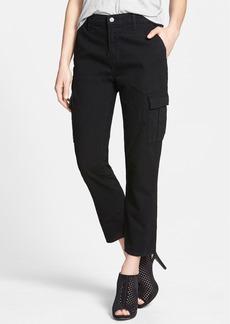 J Brand 'Dylan' Crop Cargo Pants