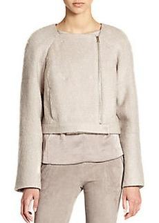 J Brand Elyn Wool Mohair Jacket