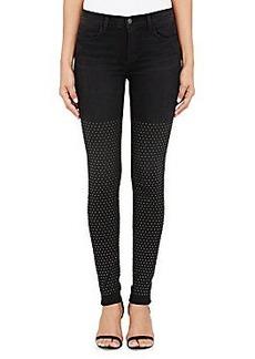 J Brand Embellished Honor Skinny Jeans