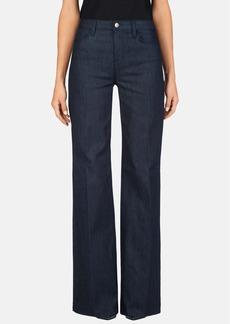 J Brand 'Eva' High Rise Flare Jeans (Fate)