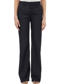 J Brand Fate Wide-Leg Trousers