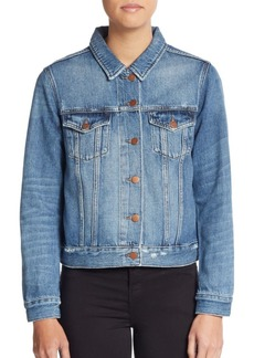 J Brand Gene Denim Jacket