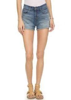 J Brand Gracie High Rise Cuffed Shorts