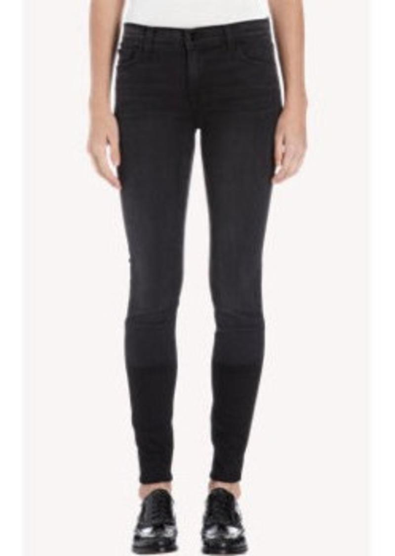 J Brand Graphite Skinny Leg Jeans