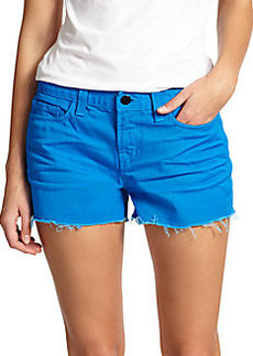 J Brand Hester Cut-Off Denim Shorts