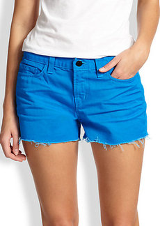 J Brand Hester Cut-Off Denim Shorts
