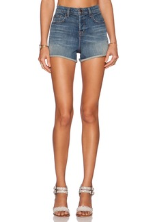 J Brand Hi Cut Denim Short