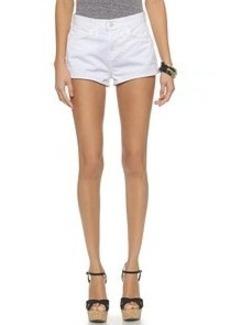 J Brand High Rise Bikini Hot Pants