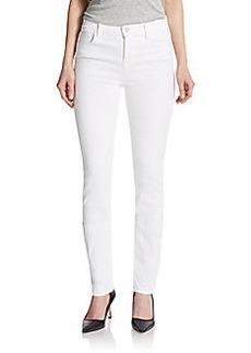 J Brand High-Rise Rail Skinny Jeans